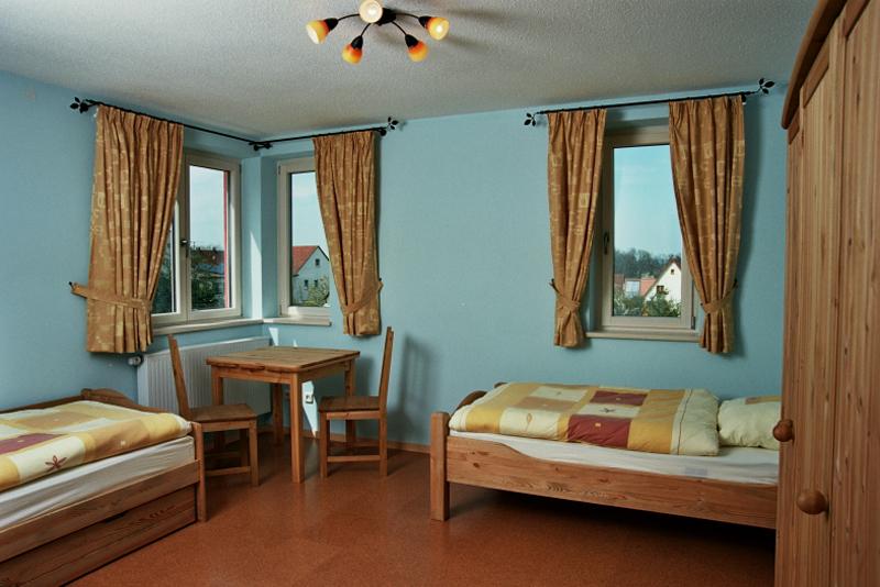 Schlafzimmer 2 im 1. Stock